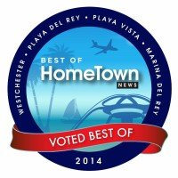Del Rey Optometry Voted Best Optometrist!